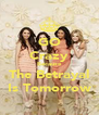 GO Crazy Because The Betrayal Is Tomorrow - Personalised Poster A4 size