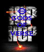 GODS OF - VERSE  - Personalised Poster A4 size