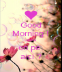Good Morning ! Cineva  on pe  aici ? - Personalised Poster A4 size
