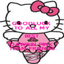 GOODLUCK TO ALL MY BEST DAWRIN PINK TEAM FRIENDS - Personalised Poster A4 size