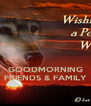 GOODMORNING FRIENDS & FAMILY - Personalised Poster A4 size