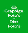Grappige Foto's En Diss Foto's - Personalised Poster A4 size