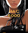 HAC 6000    - Personalised Poster A4 size
