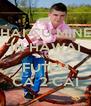HAI CU MINE IN HAWAI SA NE FUTEM CA 2 CAI - Personalised Poster A4 size