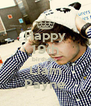 Happy 19th birthday Liam Payne - Personalised Poster A4 size
