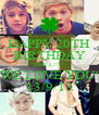 HAPPY 20TH BIRTHDAY NIALL!!!!! WE LOVE YOU! 13/9/13 - Personalised Poster A4 size