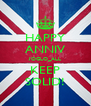 HAPPY ANNIV JOGLO_ALL KEEP SOLID! - Personalised Poster A4 size