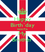 Happy Birth`day NIKITA My Brother - Personalised Poster A4 size