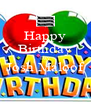 Happy Birthday Day Josh Maloof  - Personalised Poster A4 size