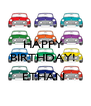 HAPPY  BIRTHDAY!    ETHAN  - Personalised Poster A4 size