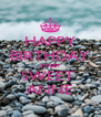 HAPPY BIRTHDAY SWEET SWEET  ANNE - Personalised Poster A4 size