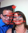 HAPPY BIRTHDAY TO MY LITTLE BROTHER JOSE LUIS - Personalised Poster A4 size