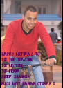 happy birthday to :-  -the top teacher .. -the brother ..  -the friend .. sherif shawqy  much love hanan othman × - Personalised Poster A4 size