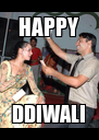 HAPPY DDIWALI - Personalised Poster A4 size