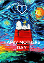 HAPPY MOTHERS DAY - Personalised Poster A4 size