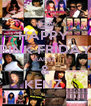 HAPPY  PINK FRIDAY BARBZ & KENZ  - Personalised Poster A4 size