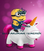 HAPPY TEACHERS DAY TO SELVAKUMARI TEACHER - Personalised Poster A4 size
