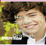 Harry  Styles loves Mariah Grinnel - Personalised Poster A4 size