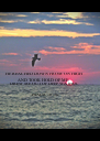 HE REACHED DOWN FROM ON HIGH  AND TOOK HOLD OF ME; DREW ME OUT OF DEEP WATERS.        -PSALM 18:16-   - Personalised Poster A4 size