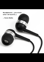 Headphones -- you know  who I sit next to ;)  -- Varun Batra - Personalised Poster A4 size