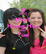 Hey! Hiang Hua AND Yue  - Personalised Poster A4 size