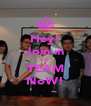 Hey! Join in our TEAM NoW! - Personalised Poster A4 size