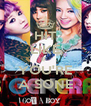 HIT LIKE IF  YOU'RE A SONE - Personalised Poster A4 size