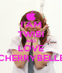 I'AM TWIBI AND LOVE CHERRYBELLE - Personalised Poster A4 size