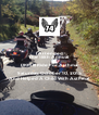 I Attended The 18th Annual DRM III Ride For Asthma Saturday, October 10, 2015 And Helped A Child With Asthma! - Personalised Poster A4 size