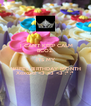 I CAN'T KEEP CALM BCOZ  ITS MY  WIFE's BIRTHDAY MONTH Xoxoxo! <3 <3 <3 :* :* - Personalised Poster A4 size