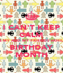 I CAN'T KEEP CALM ITS MY AND MY FRIENDS AKHILA  BIRTHDAY MONTH - Personalised Poster A4 size