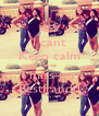 I cant Keep calm Cause  I miss my Bestfrandd - Personalised Poster A4 size