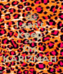 I can't  Keep  Calm  I'm  KARIZMAH  - Personalised Poster A4 size