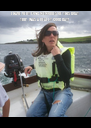 I HAVE VERY FOND MEMORIES OF THIS BOAT TRIP, WAS A REALLY GOOD DAY!  - Personalised Poster A4 size