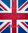 I ... LOF ... LEAN - Personalised Poster A4 size