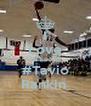 I Love Basketball #Tavio Rankin  - Personalised Poster A4 size