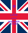 I LOVE JOSH WEAVER YUM! - Personalised Poster A4 size