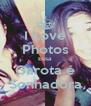 I Love Photos Essa  Garota é Sonhadora - Personalised Poster A4 size