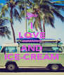 I LOVE SUMMER AND ICE-CREAM - Personalised Poster A4 size