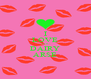 I LOVE YOU DAIRY ARSE - Personalised Poster A4 size