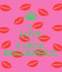 I  LOVE YOU FAROK BENABDEJLIL - Personalised Poster A4 size