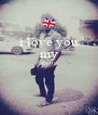 i love you my svetty   - Personalised Poster A4 size