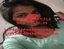 I LOVE YOU SO MUCH & UMMMMMMMMA UMMMMMMMMA - Personalised Poster A4 size
