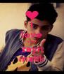 I love you zayn malik - Personalised Poster A4 size