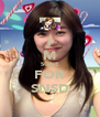 I M SONE FOR SNSD - Personalised Poster A4 size