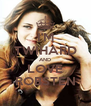 I'M TWIHARD AND LOVE ROBSTEN - Personalised Poster A4 size
