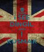 i SEE DİNGİL AND İ KUSMAK - Personalised Poster A4 size
