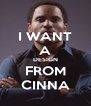 I WANT A DESIGN FROM CINNA - Personalised Poster A4 size