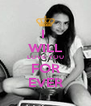 I  WILL LOVE YOU FOR EVER - Personalised Poster A4 size