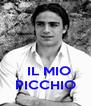 IL MIO PICCHIO - Personalised Poster A4 size